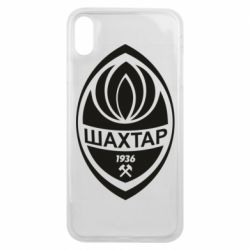 Чехол для iPhone Xs Max Шахтар 1936