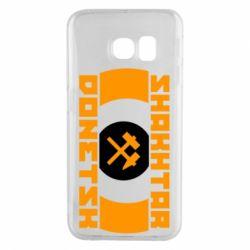 Чехол для Samsung S6 EDGE Shakhtar Donetsk - FatLine
