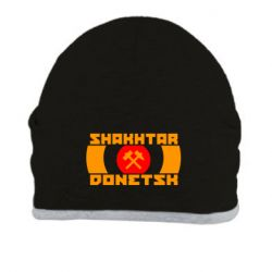 Шапка Shakhtar Donetsk - FatLine