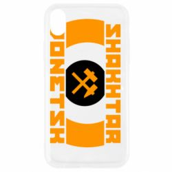 Чехол для iPhone XR Shakhtar Donetsk
