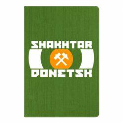 Блокнот А5 Shakhtar Donetsk