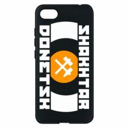 Чехол для Xiaomi Redmi 6A Shakhtar Donetsk - FatLine