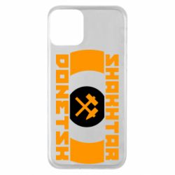 Чехол для iPhone 11 Shakhtar Donetsk
