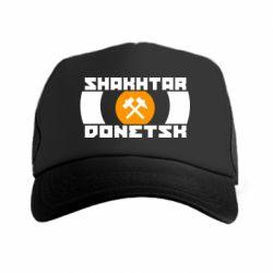 Кепка-тракер Shakhtar Donetsk - FatLine