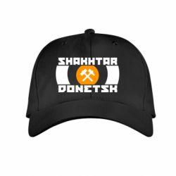 Детская кепка Shakhtar Donetsk - FatLine