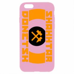 Чехол для iPhone 6 Plus/6S Plus Shakhtar Donetsk - FatLine