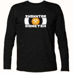 Футболка с длинным рукавом Shakhtar Donetsk - FatLine
