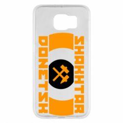 Чехол для Samsung S6 Shakhtar Donetsk - FatLine