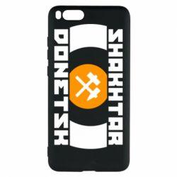 Чехол для Xiaomi Mi Note 3 Shakhtar Donetsk - FatLine