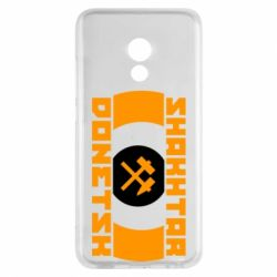 Чехол для Meizu Pro 6 Shakhtar Donetsk - FatLine