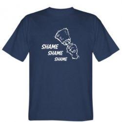 Футболка Shame Shame Shame