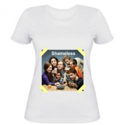 Жіноча футболка Shameless