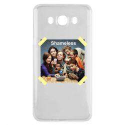 Чохол для Samsung J7 2016 Shameless