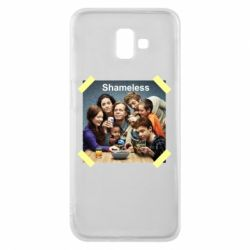 Чохол для Samsung J6 Plus 2018 Shameless