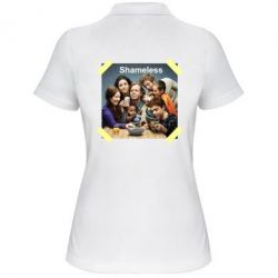 Жіноча футболка поло Shameless