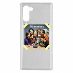 Чохол для Samsung Note 10 Shameless