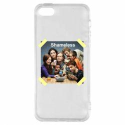 Чохол для iphone 5/5S/SE Shameless