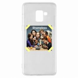Чохол для Samsung A8+ 2018 Shameless