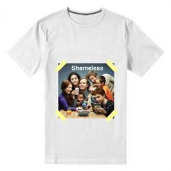 Чоловіча стрейчева футболка Shameless