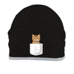 Шапка Cat in your pocket