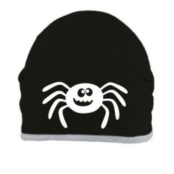 Шапка Cute spider with mustache