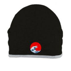 Шапка Godzilla Wave