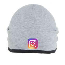 Шапка Instagram Logo Gradient