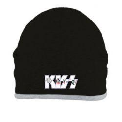 Шапка Kiss the music band