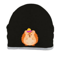 Шапка Little hedgehog in a hat
