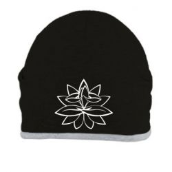 Шапка Lotus yoga