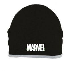 Шапка Marvel logo and vine