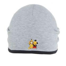 Шапка Mickey and Pikachu