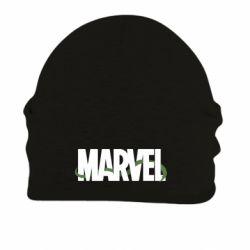 Шапка на флисе Marvel logo and vine