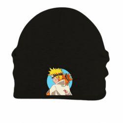 Шапка на флісі Naruto Uzumaki Hokage