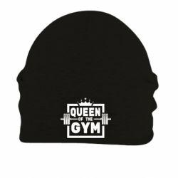 Шапка на флісі Queen Of The Gym