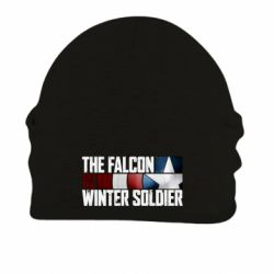 Шапка на флісі The Falcon and the Winter Soldier