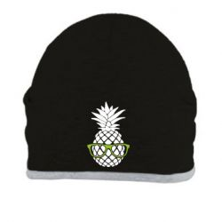 Шапка Pineapple with glasses