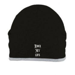 Шапка Rock my life