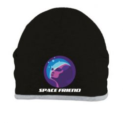 Шапка Space friend