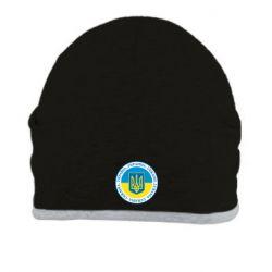 Шапка Україна. Украина. Ukraine.