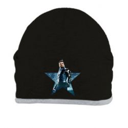 Шапка Winter Soldier Star
