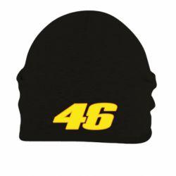 Шапка на флисе 46 Valentino Rossi - FatLine