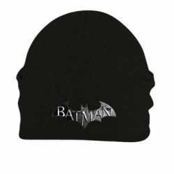 Шапка на флисе Batman: arkham city