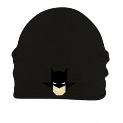 "Шапка на флисе Batman ""Minimalism"" - FatLine"