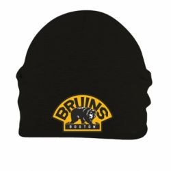 Шапка на флисе Boston Bruins - FatLine