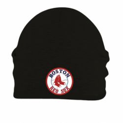 Шапка на флисе Boston Red Sox