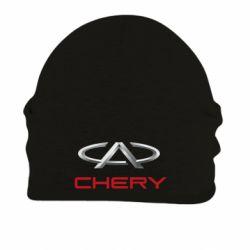 Шапка на флисе Chery Logo - FatLine
