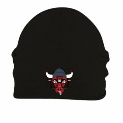 Шапка на флисе Chicago Bulls Swag - FatLine