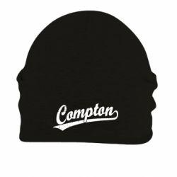 Шапка на флисе Compton Vintage - FatLine