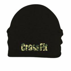 Шапка на флисе CrossFit камуфляж - FatLine